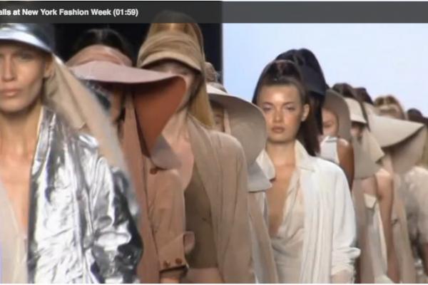Nicholas K kicks off New York Fashion Week with 'Urban nomad' style