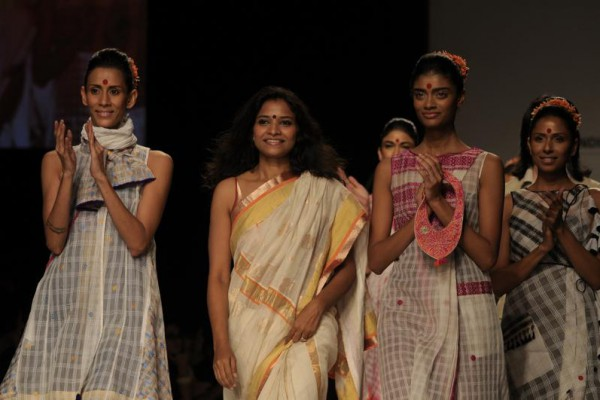 Desi designer weaves fairytale at New York Fashion Week