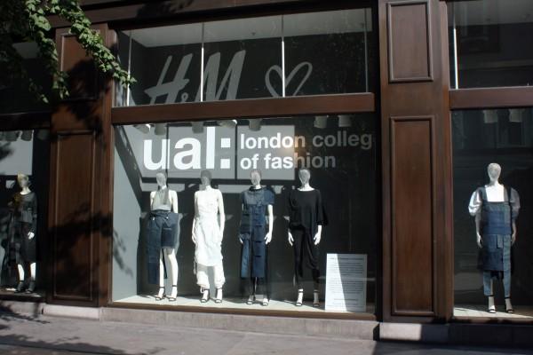H&M x LCF at London Fashion Week
